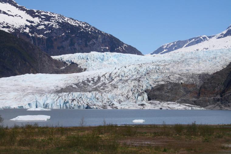 ジュノー(メンデンホール氷河)